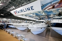 Sunseeker и Fairline на январских Boat Shows
